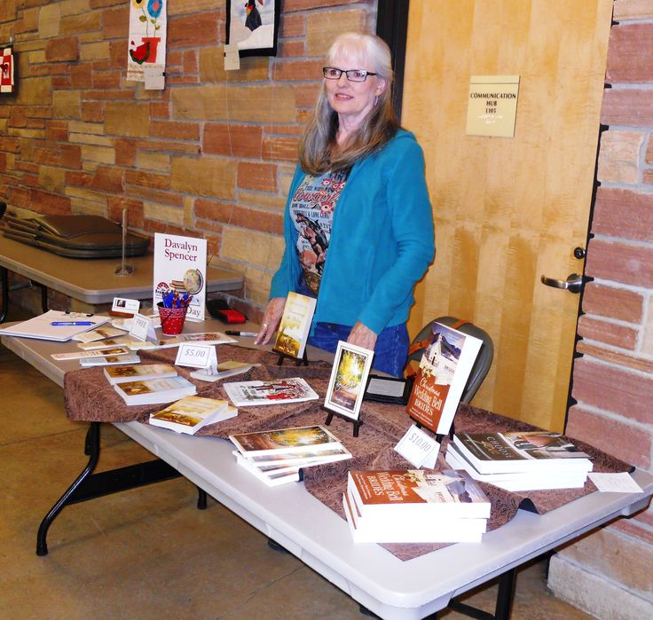 AUTHOR DAY at Pueblo  Community  College Fremont Campus, in Canon City, CO, 03.25.15