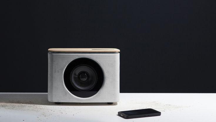 Bluetoothhögtalare som kan styras med gestures. Paco - Digital Habits