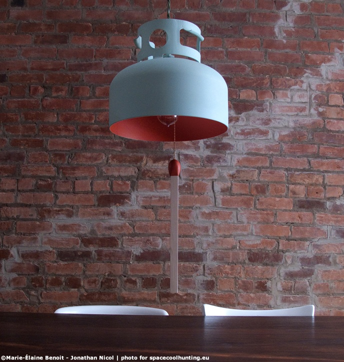 Exceptional Space Cool Hunting   //design/lamp/ GAS LAMP By FELIX GUYON For Images