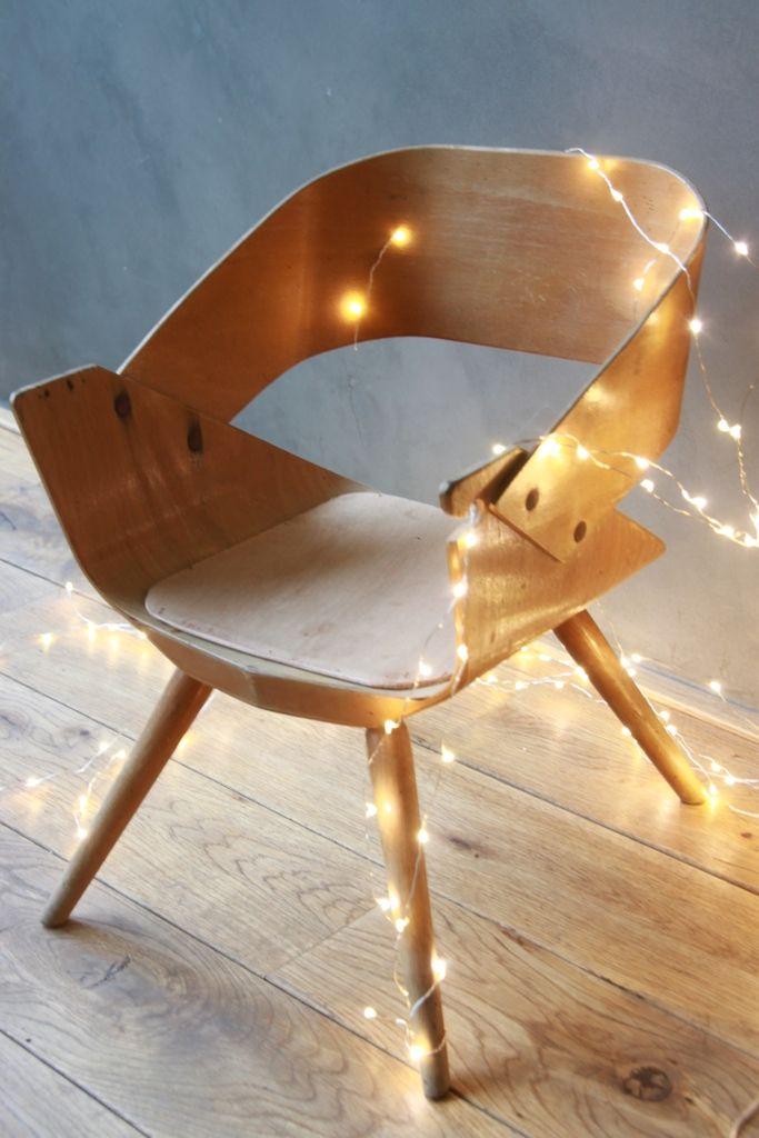 Chaise d'enfant EAMES chez petitebelette.com