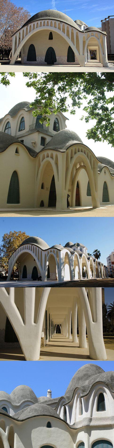Masia Freixa by Lluís Muncunill in #Terrassa, #Barcelona
