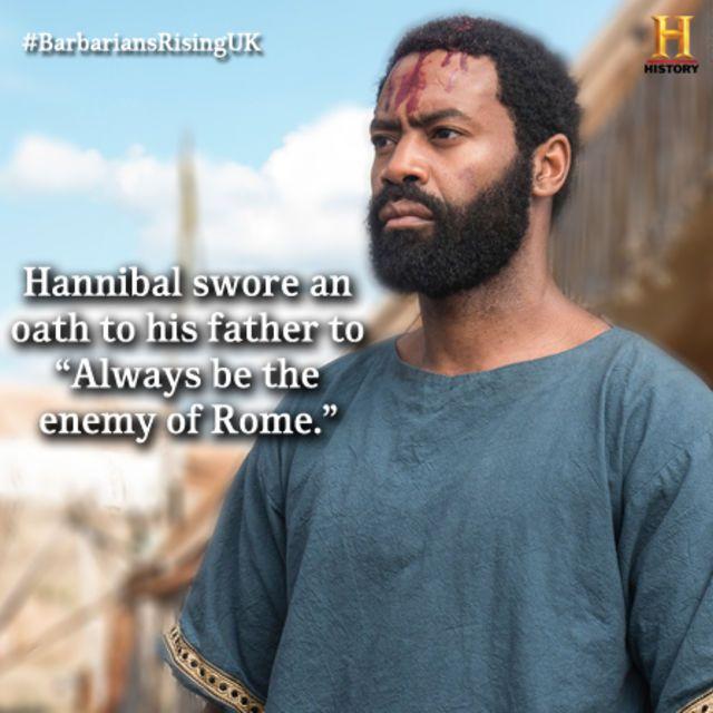 Hannibal Barca was an Hebrew Israelite