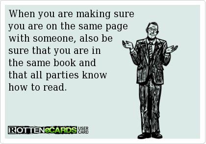 Reading *is* fundamental!