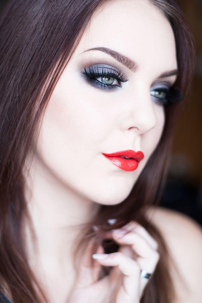 motd orange attitude revlon makeup molkan skönhetsblogg