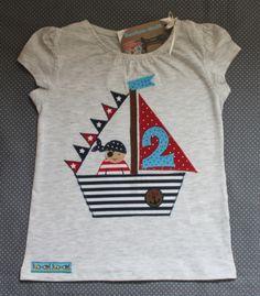 Geburtstags-Shirt Pirat von Suehse-Welt auf DaWanda.com