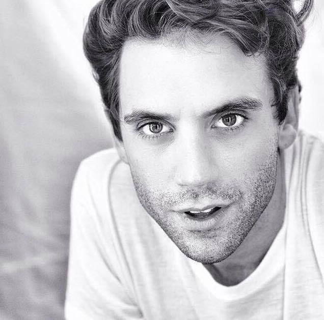 Mika - He is beautiful. <3 <3 <3