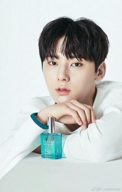 Wanna One - Hwang Minhyun X Clean Perfume