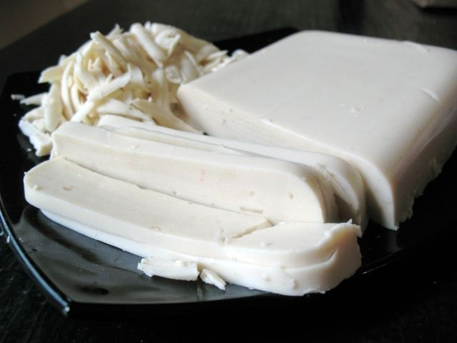 I did it! I finally made vegan cheese. Meltable, delicious vegan cheese. The very cheese I've had all the ingredients for since the b...