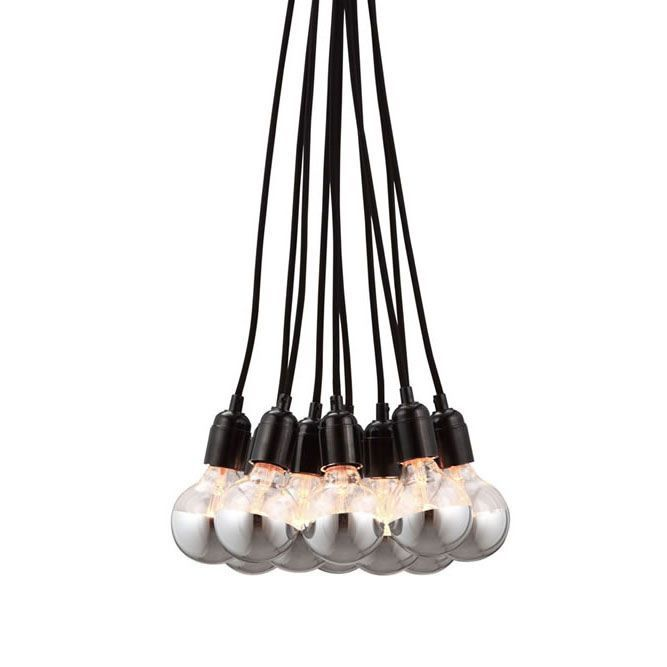 Awesome String Theory Ceiling Lamp, Dot And Bo