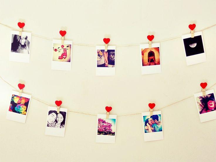 5 maneiras criativas de decorar a casa com fotos - Casinha Arrumada