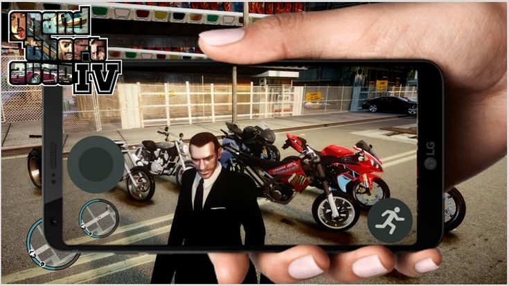 GTA 4 APK DATA for Android Download