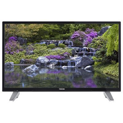 Buy Toshiba 49 Inch 49L3658DB Full HD Smart TV with Freeview Play from our Toshiba TVs range - Tesco