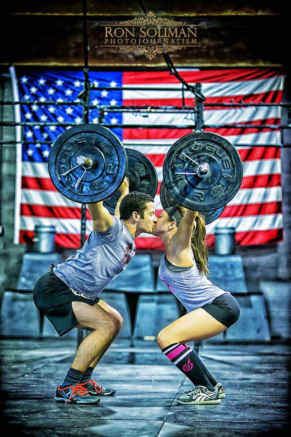 Amp up: | 23 Awesomely Athletic Ideas For Engagement Photos