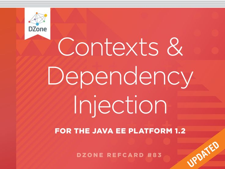 Java EE 6 introduced Contexts and Dependency Injections (CDI) as a set of component management services that allow for loose coupling of components across layers (through dependency injection) in a type-safe way. The benefits of CDI include a simplified architecture and more reusable code. In this newly updated Refcard, you will learn about the main features of CDI 1.2 in Java EE 7, how to get the most from CDI, and how to get your CDI code up and running.
