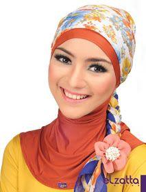 Agen Elzatta Hijab, jilbab, Bergo, Selendang, Tunik, Cardigan, ciput, Scarf, Sporty, bandung: Jilbab/ Kerudung Elzatta Ceris