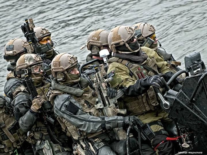 Polish Commandos. let's see Germany try that shit again