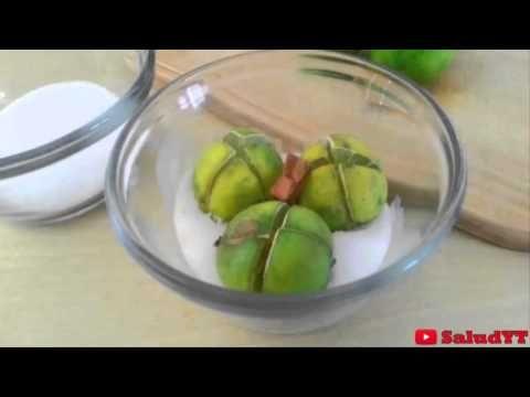Descubre porque es bueno tener 3 limones partidos en tu mesa todas las noches. Te sorprenderá! - YouTube