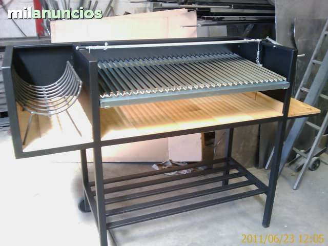 17 mejores ideas sobre asadores portatiles en pinterest for Barbacoas argentinas precios