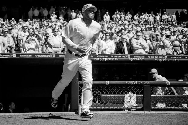 Photo gallery: Relive the Detroit Tigers' opening day game with these infrared images | MLive.com