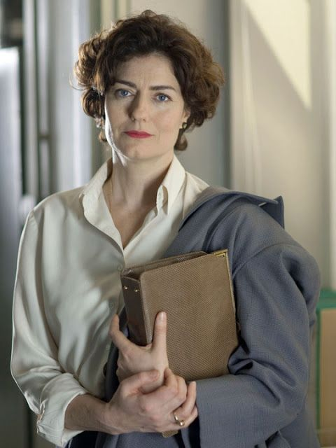 Anna Chancellor in The...