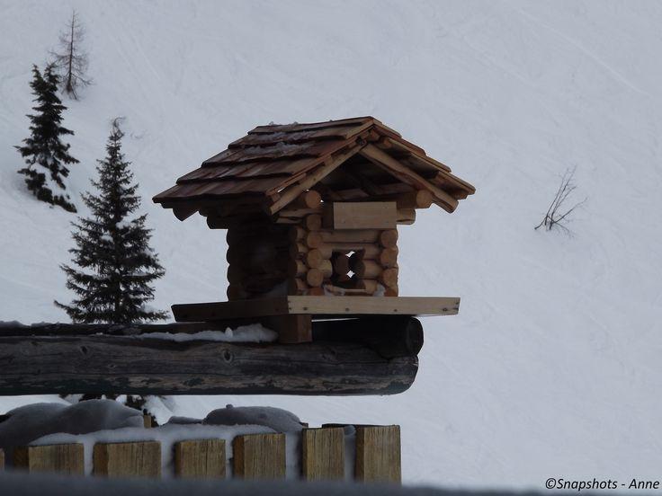 Bird Chalet