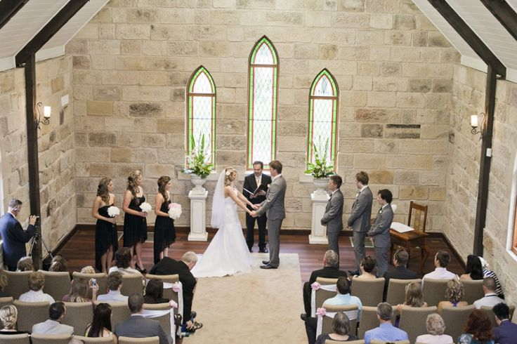 Inside the Chateau Elan Chapel | Image: Photography By Nadean