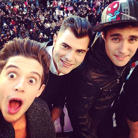 Rugge,Diego y Jorge <3
