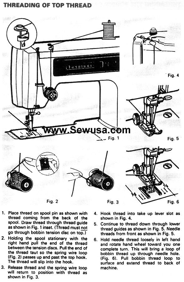Kenmore Sewing Machines That Sew On Knits