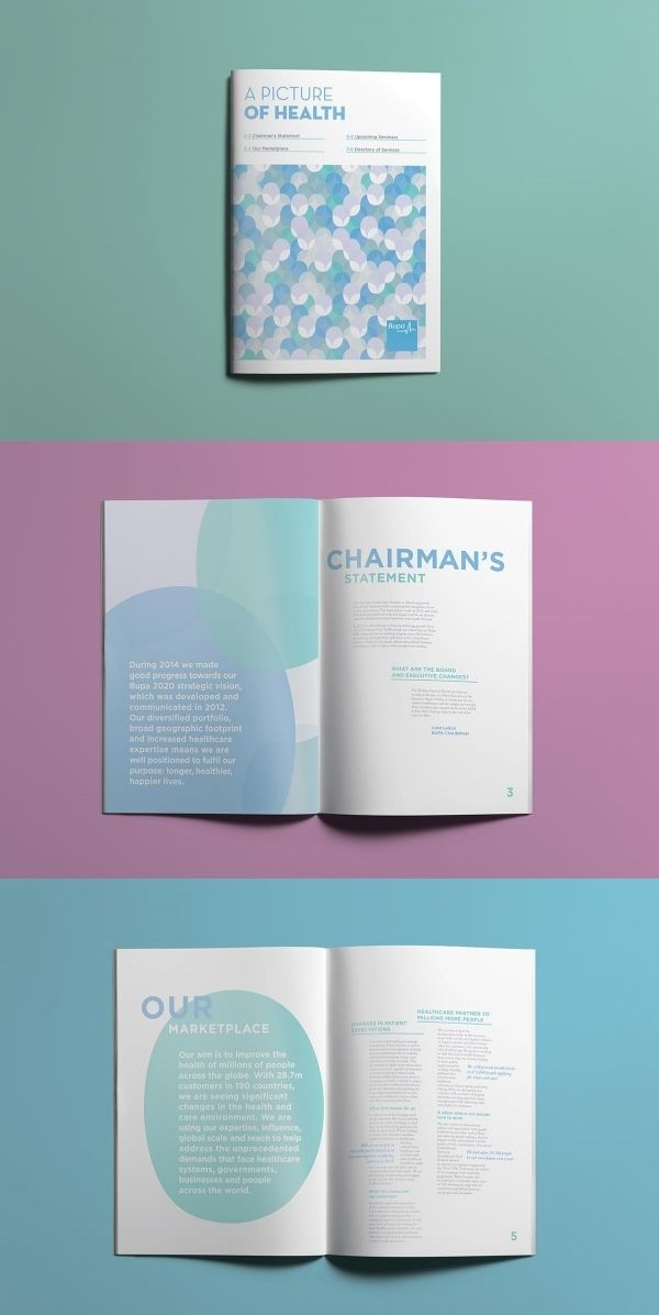 Corporate report by Andie Graham, Shillington Graduate. More student work -->…