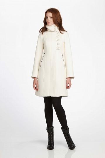 Mackage winter white coat.