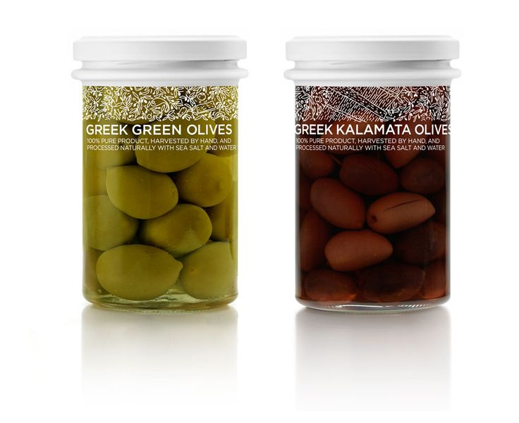 FoodWealth olives - mousegraphics.gr