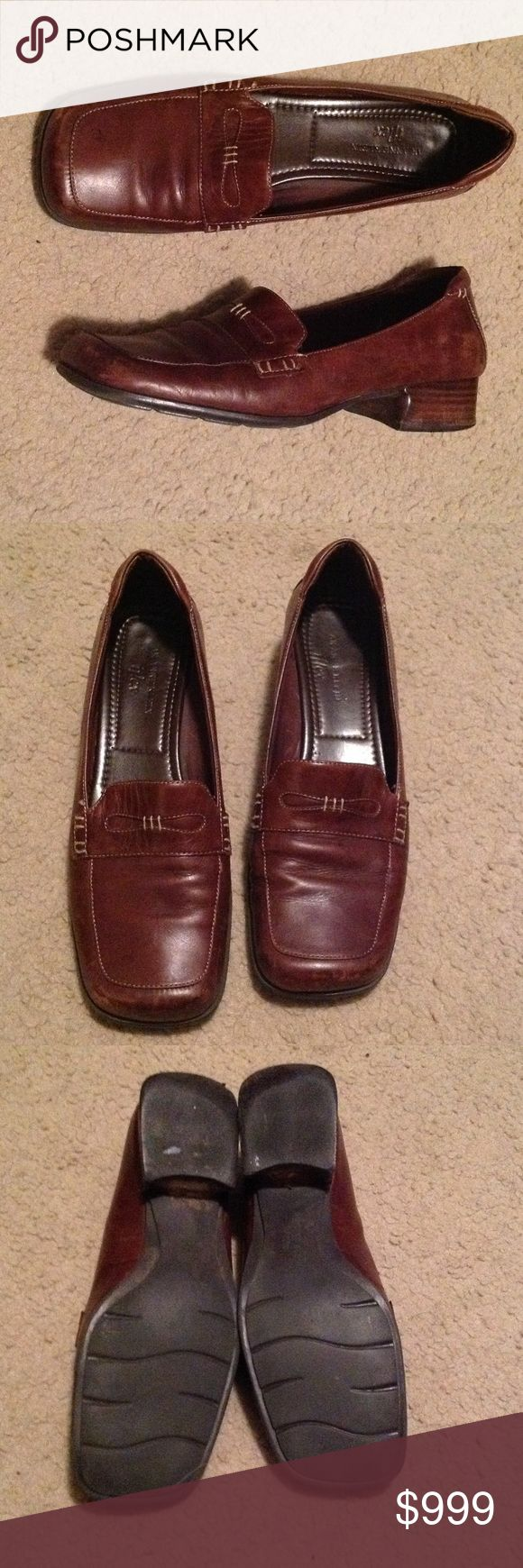 AK Anne Klein iFlex Shoes Anne Klein shoes up for grabs! Super comfy, like butter shoes. Size 8.5, but feels like a large 8.5. Used, but still awesome! Anne Klein Shoes Flats & Loafers