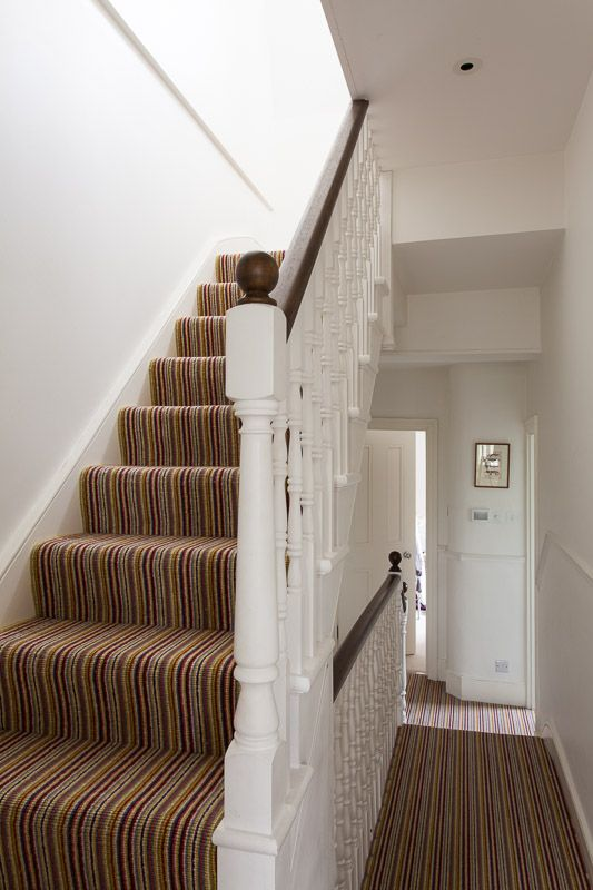 #Stairs, #Hallway