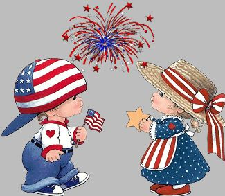 free clipart happy fourth of july