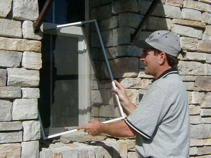 Reinstate The Adjustable Window Screens Replace