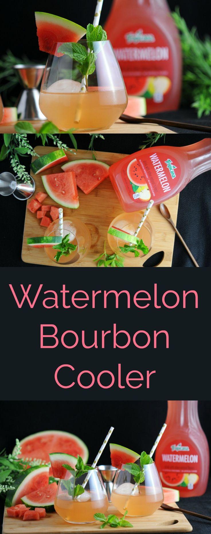 Watermelon Bourbon Coolers http://juicerblendercenter.com/centrifugal-juicers-for-fruits-and-vegetables/