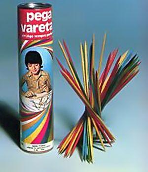 Em meus aniversários eu sempre ganhava um pega-vareta...