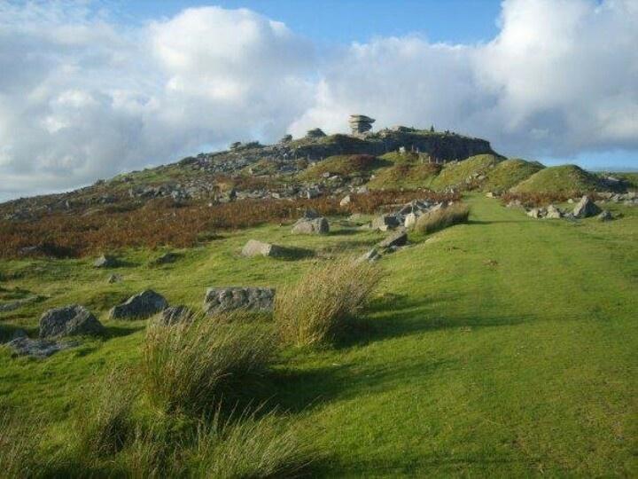 Bodmin Moor (Cornwall)...