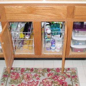 best 25 under kitchen sinks ideas on pinterest kitchen cabinets sink basket and bathroom. Black Bedroom Furniture Sets. Home Design Ideas