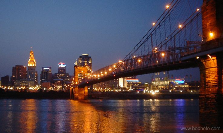 Cincinnati >> Cincinnati, OH | Been There, Loved That | Pinterest | Cincinnati, Ohio and Bridge