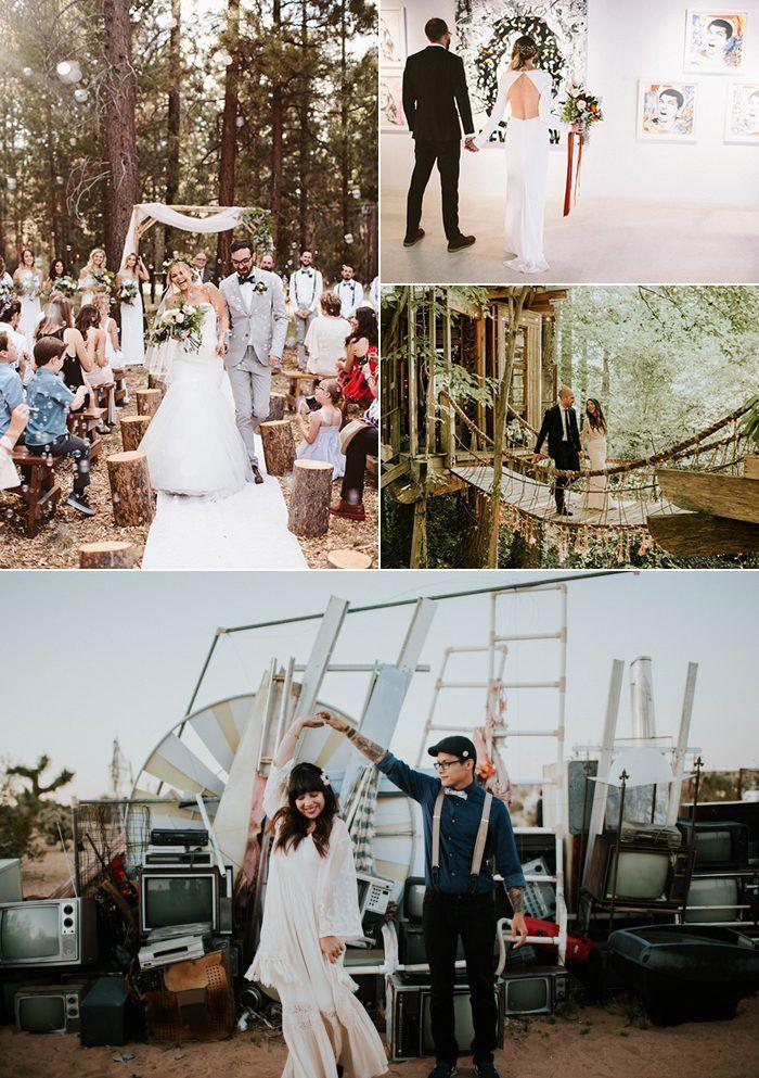 Choose a wedding venue in a comfortable