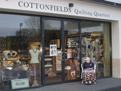 """COTTONFIELDS Quilting Quarters or """"Cottonfields"""" for short, is an exciting quilting store located in Christchurch, New Zealand.  It is owned..."""