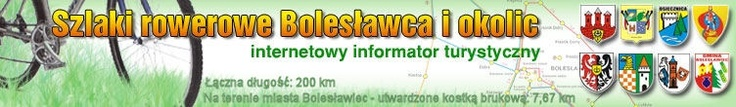 Szlaki rowerowe Bolesławca i okolic