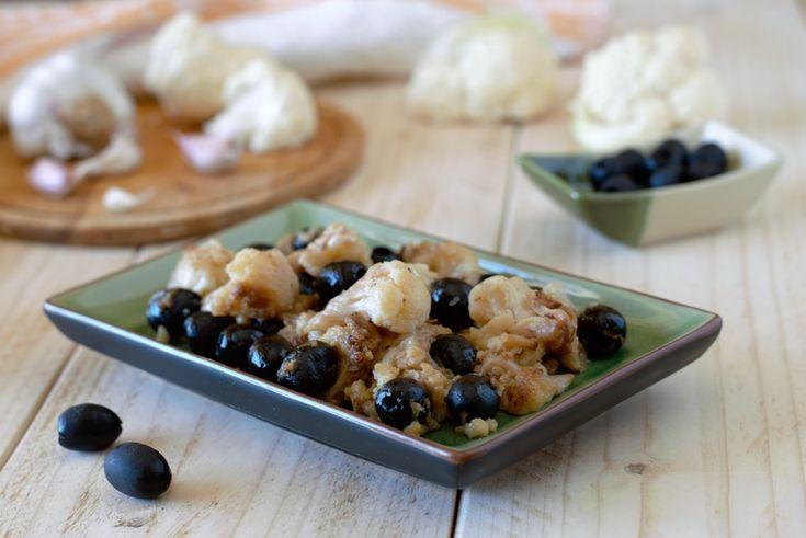 Cavolfiore+soffocato+con+olive