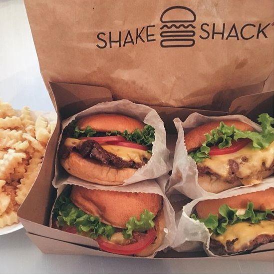 シェイクシャックのハンバーガーのレシピ