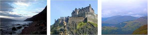 Edinburgh Scotland Tourist Attractions