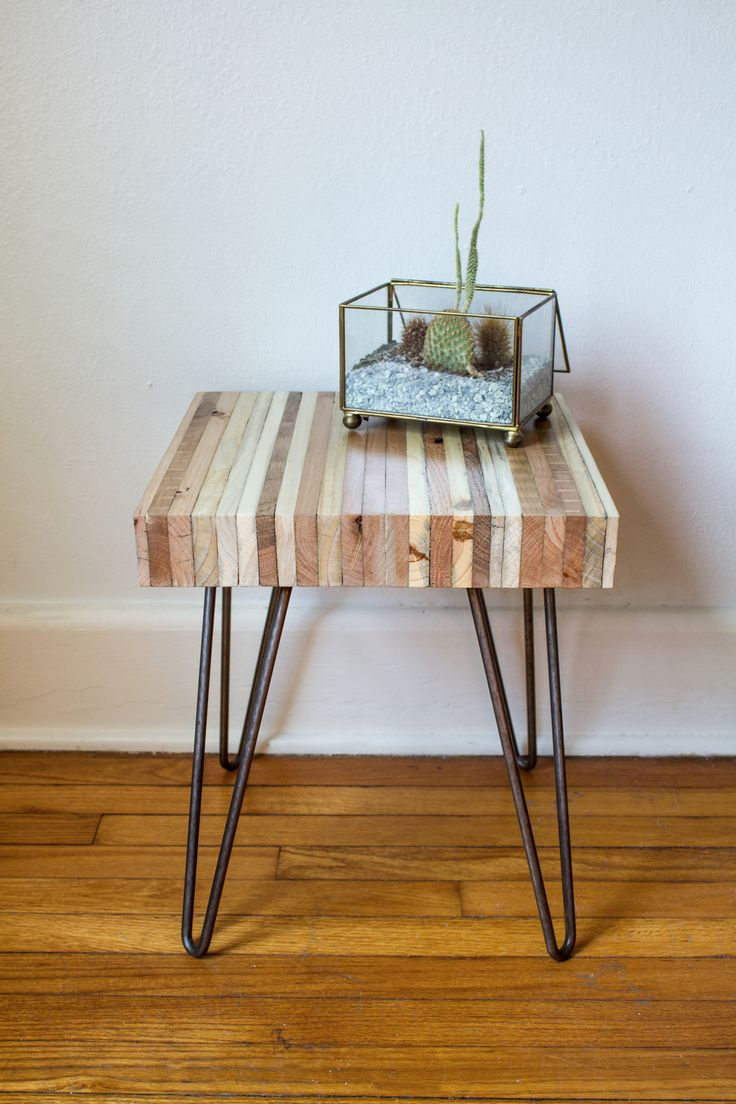Walden Side Table by Only Sun Wood Works