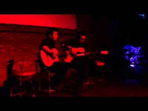 ROCKMEN - I DON'T LOVE YOU (MCR COVER) LIVE ACOUSTIC @API_UNGGUN_LEMBANG
