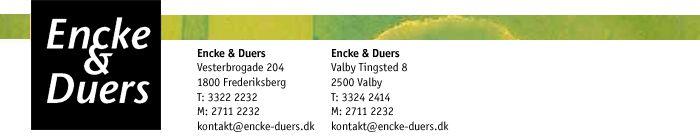 Encke&Duers - skønne salater, frikadeller, laks og kylling to go. Øko