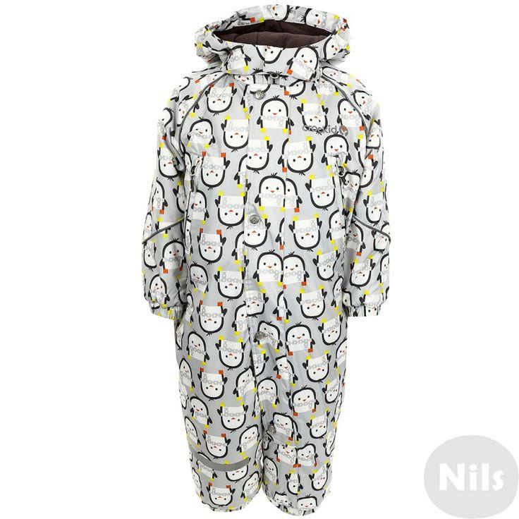 Комбинезон CROCKID (серый, 6101) купить в Москве. Цены, фото | Интернет-магазин Nils.ru